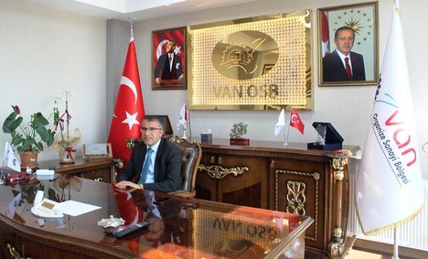 Başkan Aslan 'Dünya Gazetecilik Günü' mesajı