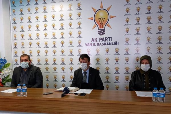 Başkan Türkmenoğlu'ndan Van halkına davet