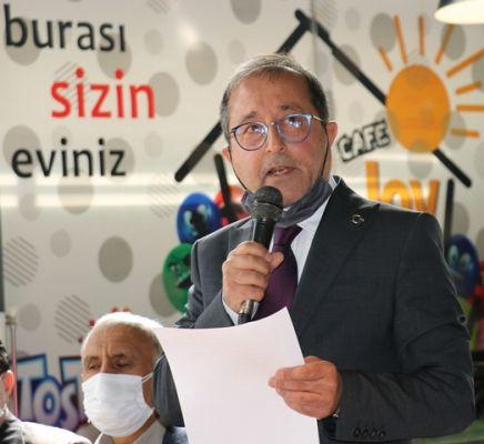 Bayramoğlu AK Parti il başkanlığına aday olduğunu açıkladı