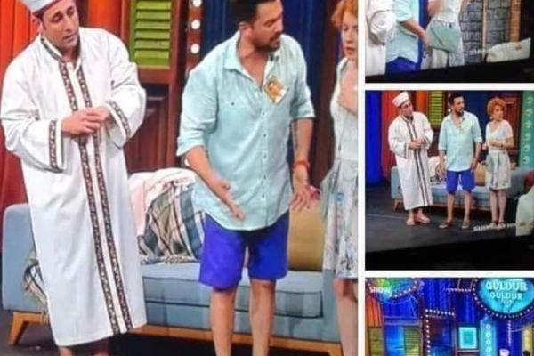 Din-Bir-Sen'den Güldür Güldür Show'a tepki