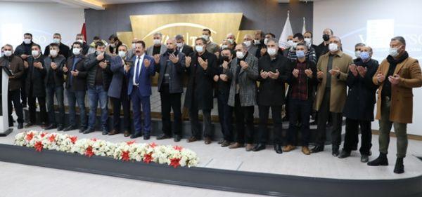Kapıköy Gümrük Kapısı'nın açılması için dua edildi