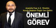 Anatolia Fuar Yönetim Kurulu Başkanı...