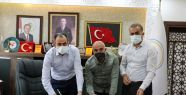 """Başkan Tanış: 'Hayaldi gerçek oldu""""..."""