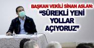 Başkan Vekili Sinan Aslan: