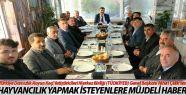 Genel Başkan Nihat Çelik, Milli Tarım...