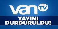 TÜRKSAT, Van TV dahil birçok kanalın...