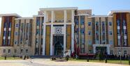 Tuşba Belediyesi hizmet binası basına...