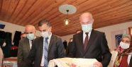 Tuşba Belediyesinin kilim-halı atölyesi...