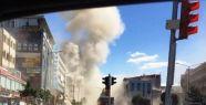 Van'da patlama: 48 yaralı