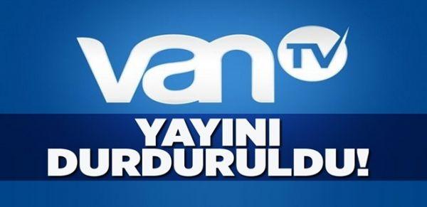 TÜRKSAT, Van TV dahil birçok kanalın yayınını durdurdu!