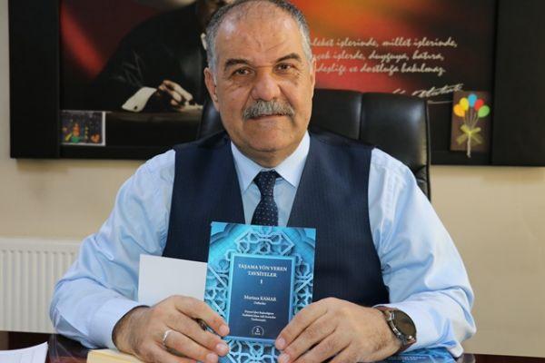 Van Defterdarı Kamar'ın 'Yaşama yön veren tavsiyeler' kitabı çıktı