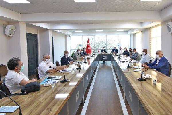 Van Ekonomi Konseyi kentin sorunlarını masaya yatırdı