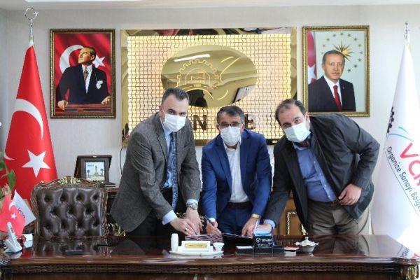 Van OSB, KOSGEB ve DAKA arasında iş birliği protokolü imzalandı