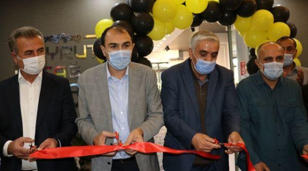 Van'da Beyrut Cağ Kebap Salonu hizmete açıldı