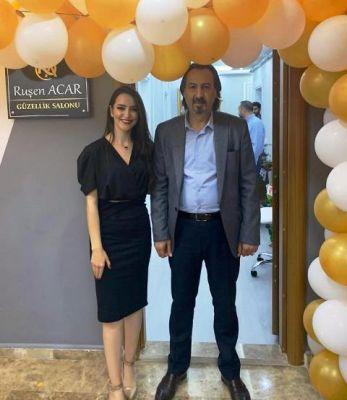 Van'da Ruşen Acar Güzellik Salonu açıldı