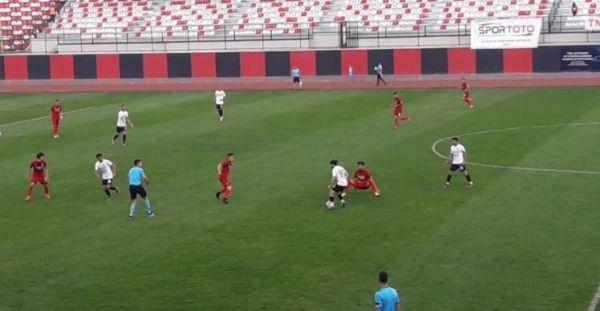 Vanspor FK, sahasında galip